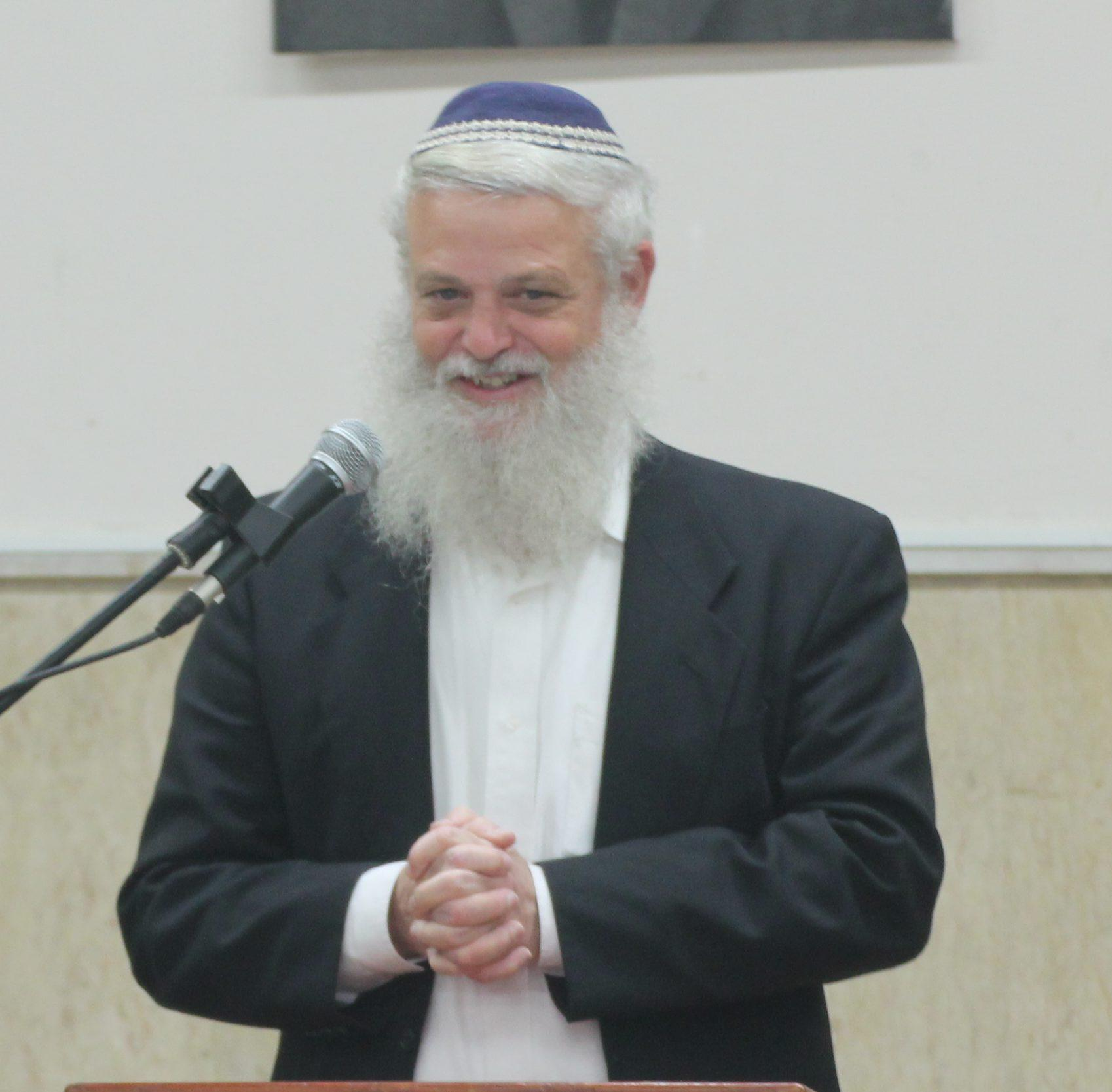 Rabbi Itamar Orbach