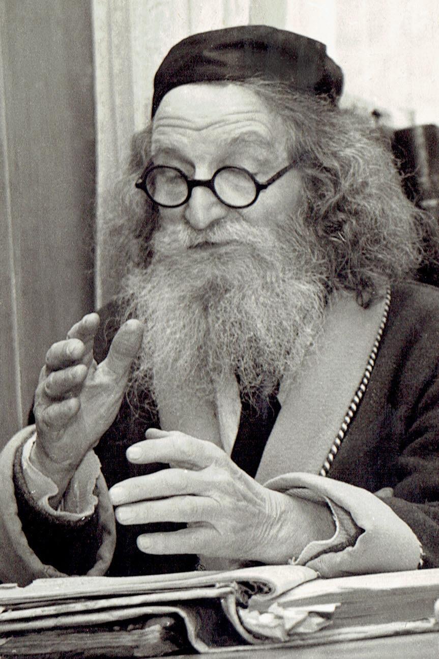 הרב דוד כהן- 'הנזיר'
