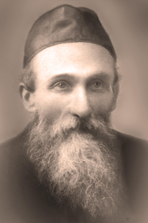 Rabbi Avraham Aharon Burstein