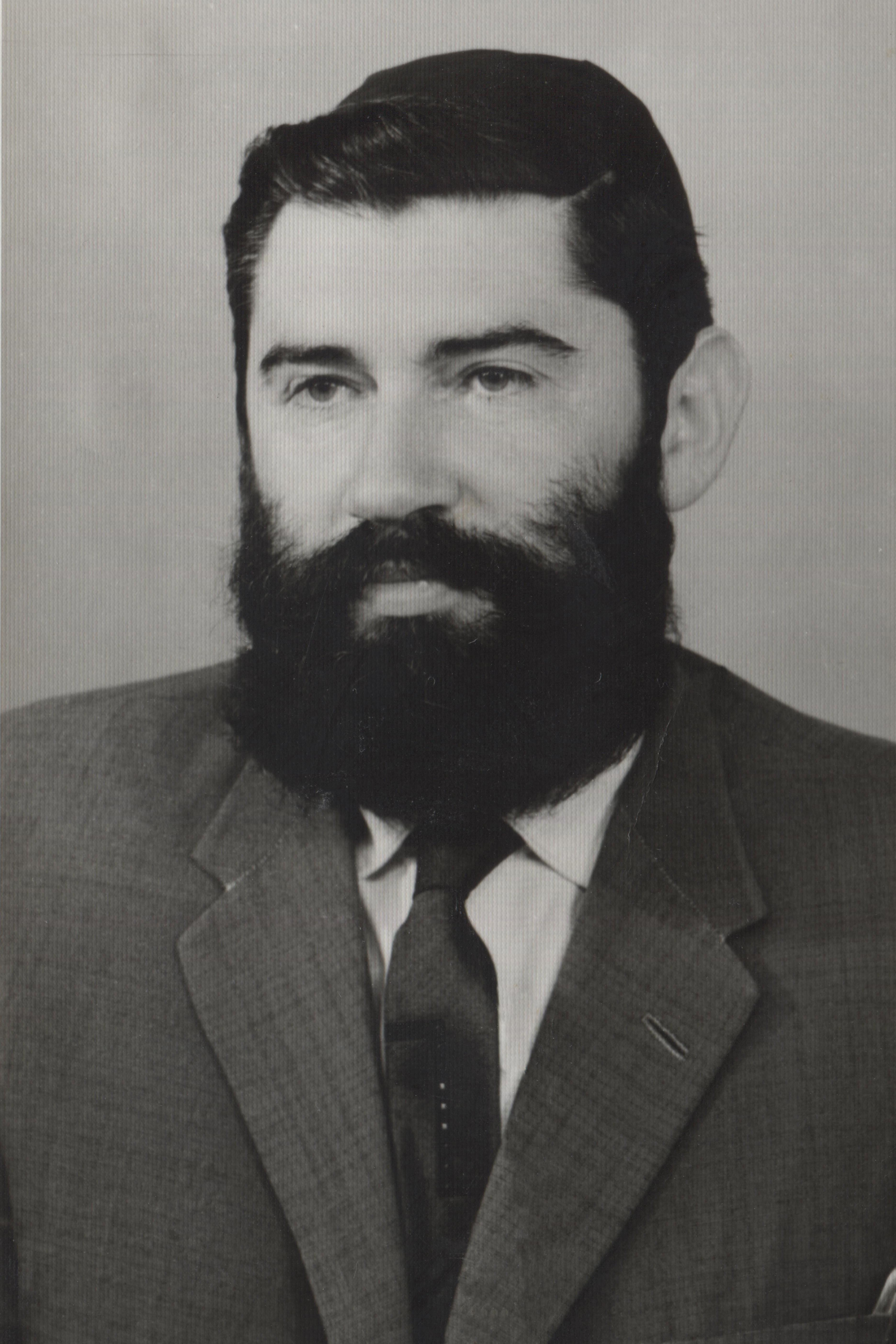 הרב מרדכי פרום