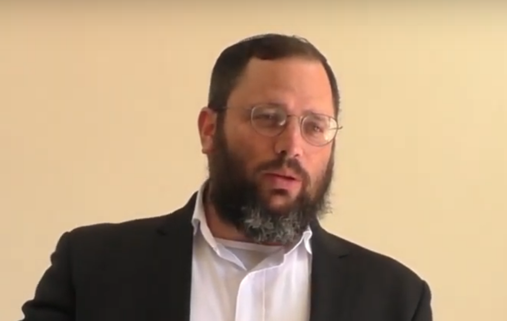 Rabbi Avi Sylvetsky