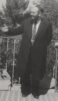 הרב יעקב כלאב