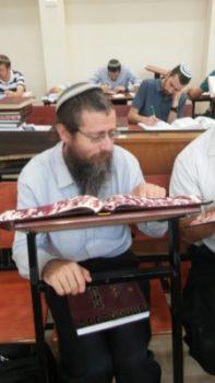 הרב מיכאל לוצקי